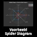 Voorbeeld Spider-diagram